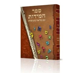 ספר המידות – עם מראי מקומות