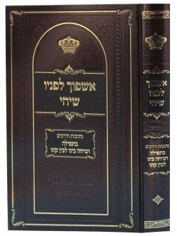 אשפוך לפניו שיחי – התבודדות -הרב אברהם יצחק כרמל